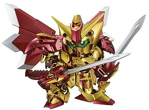 Gundam SD BB #400 Model Kit: Legend BB Knight Superior Dragon