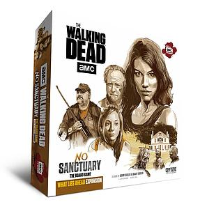 The Walking Dead: No Sanctuary What Lies Ahead