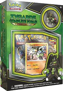 Pokemon Trading Card Game: Zygarde Complete Forme Pin Collection