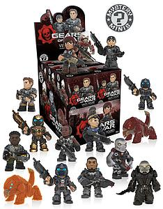Mystery Minis Blind Box: Gears of War 1 (12 Packs)