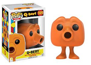 Pop! Games Q*Bert Vinyl Figure Q*Bert #169 (Vaulted)