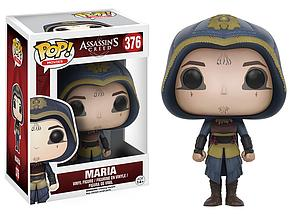 Pop! Movies Assassin's Creed Vinyl Figure Maria #376 (Retired)