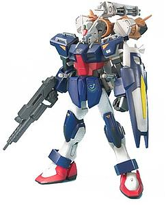 Gundam Seed High Grade 1/144 Scale Model Kit: #06 105Dagger + Gunbarrel
