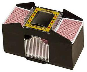 Automatic Card Shuffler (4 Decks)