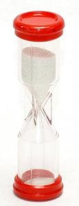 Sand Timer: 90 Seconds (Red)