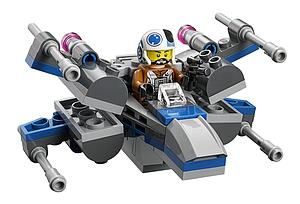 Star Wars Microfighters Series 3: Resistance X-Wing Fighter