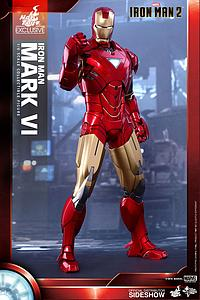 Iron Man Mark VI (Exclusive) (MMS339)