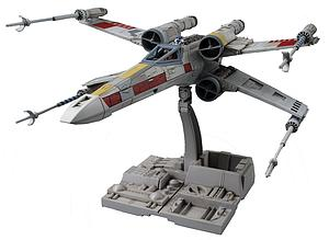 Star Wars 1/72 Scale Model Kit: X-Wing Starfighter