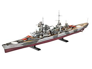Revell 1/720 German Heavy Cruiser Admiral Hipper (05117)