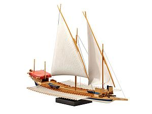 Revell 1:450 Scale Ship Plastic Model Kit La Réale (REV05897)