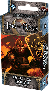 The Lord of The Rings: The Card Game - Assault on Osgiliath