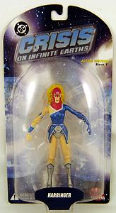 "DC Direct Crisis on Infinite Earths Crisis 6"" Series 1 Harbinger"