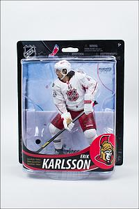 NHL Sportspicks Series 33 Erik Karlsson (Ottawa Senators) White All-Star Game Jersey [Bronze Chase]
