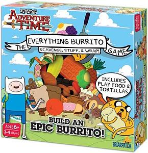 Adventure Time - The Everything Burrito Game