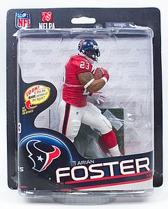 NFL Players: Arian Foster (Houston Texans) [Silver Chase]