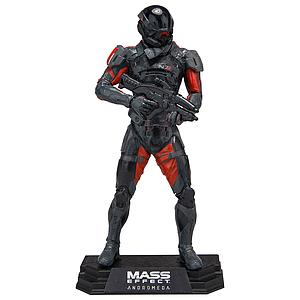 "Mass Effect Andromeda 7"" Action Figure Scott Ryder"