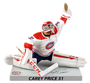 NHL Carey Price (Montreal Canadiens) 2016-2017 Signature Series