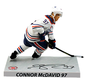 NHL Connor McDavid (Edmonton Oilers) 2016-2017 Signature Series