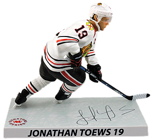 NHL Jonathan Toews (Chicago Blackhawks) 2016-2017 Signature Series