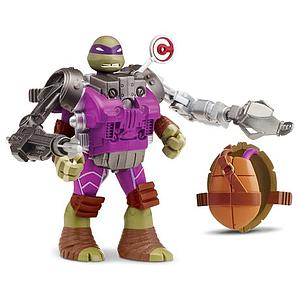 Teenage Mutant Ninja Turtles Mutations Donatello with Recon Battle Shell