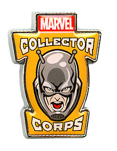 Ant-Man Marvel Collector Corps Pin Ant-Man