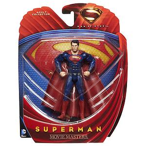 Mattel Man of Steel Movie Masters: Superman