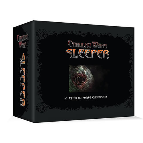 Cthulhu Wars The Sleeper Faction Expansion