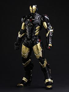 Re:Edit Iron Man #06 Black X Gold