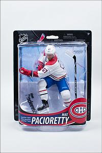 NHL Sportspicks Series 33 Max Pacioretty (Montreal Canadiens) White Jersey Variant (Gold #/500)
