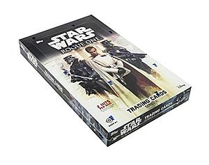 2016 Star Wars: Rogue One Series 1 Trading Cards Booster Box