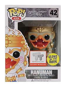 Pop! Asia Legendary Creatures & Myths Vinyl Figure Hanuman (Glows in the Dark) #42 Toy Tokyo Exclusive