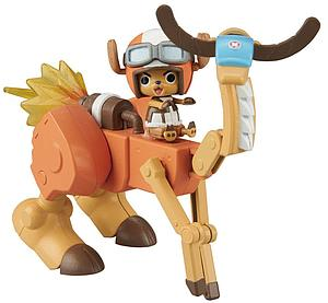 One Piece Model Kit: Chopper Robo Super 5 Walk Hopper