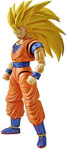 Dragon Ball Z Plastic Model Kit: Super Saiyan 3 Son Goku