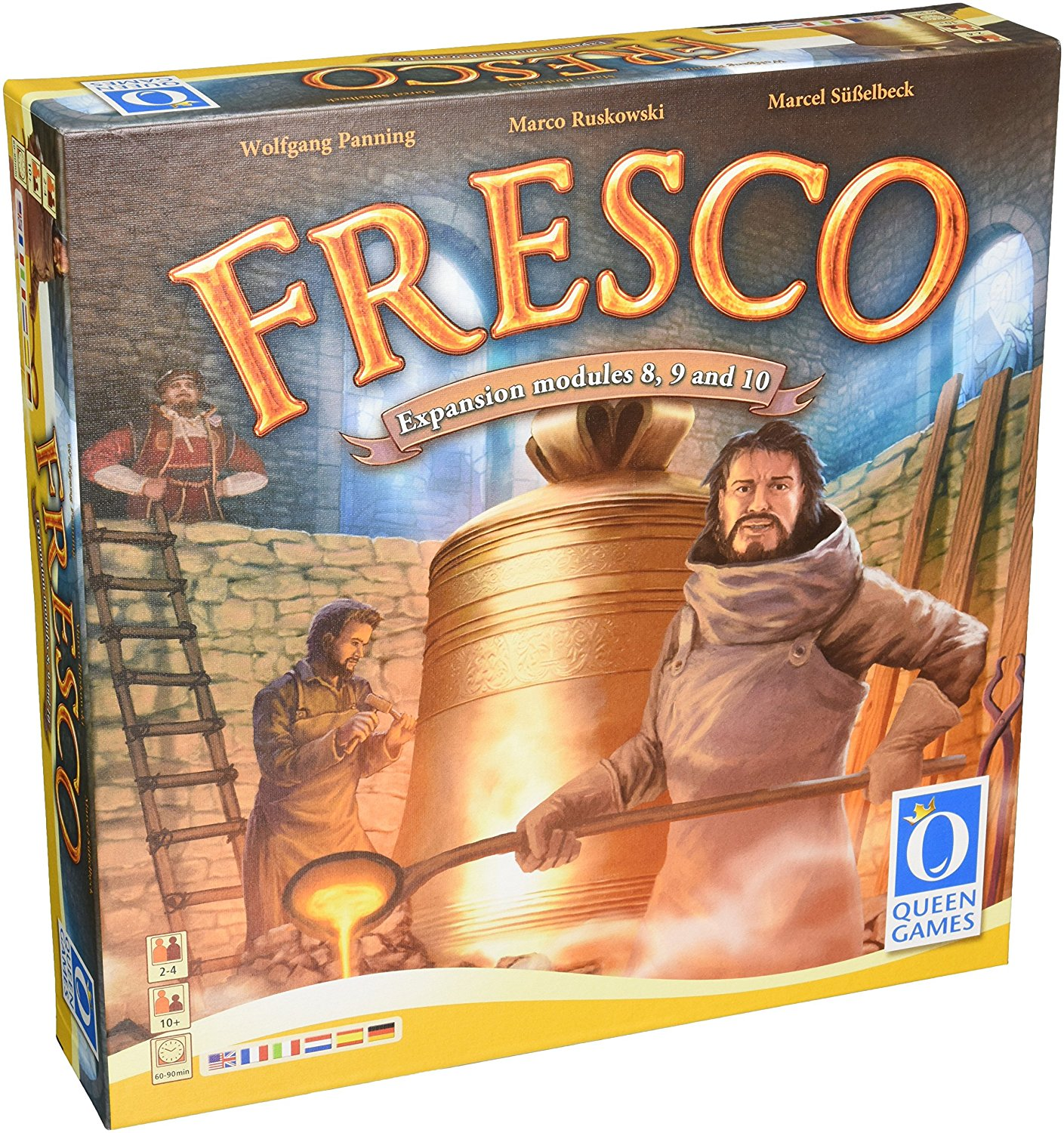 Fresco: Expansion Modules 8, 9 & 10