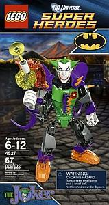 LEGO DC Universe Super Heroes The Joker 4527
