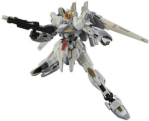 Gundam High Grade Build Fighters 1/144 Scale Model Kit: #051 Lunagazer Gundam