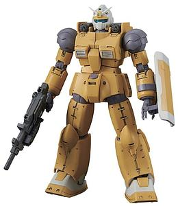 Gundam High Grade The Origin 1/144 Scale Model Kit: Guncannon Maneuver/Fire Test Type