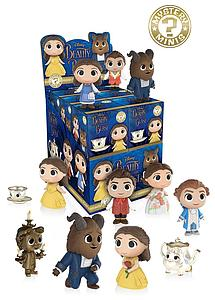 Mystery Minis Blind Box: Beauty & the Beast (12 Packs)