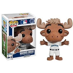 Pop! Baseball MLB Mascots Vinyl Figure Mariner Moose (Seattle Mariners) #01 (Retired)