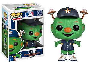 Pop! Baseball MLB Mascots Vinyl Figure Orbit (Houston Astros) #04 (Vaulted)