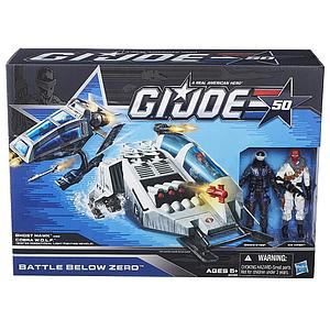 G.I. Joe 50th Anniversary: Battle Below Zero