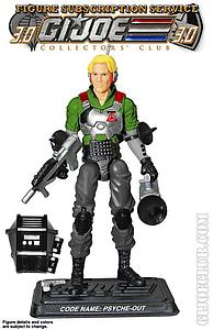 G.I. Joe Deceptive Warfare Psyche-Out Collector Club Exclusive
