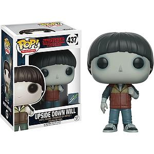 Pop! Television Stranger Things Vinyl Figure Upside Down Will #437 Think Geek Exclusive