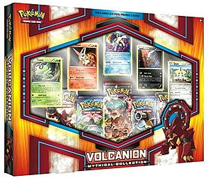 Pokemon Trading Card Game: Volcanion Mythical Collection