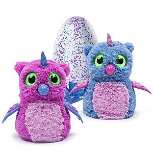 Hatchimals Interactive Creature Owlicorn Hatching Egg - Toys R Us Exclusive