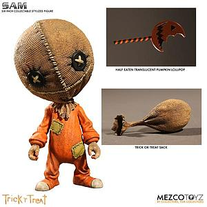"Mezco Toyz Trick r Treat Sam 6"" Stylized Figure"