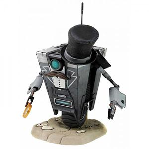 Borderlands Limited Edition Gentleman Claptrap