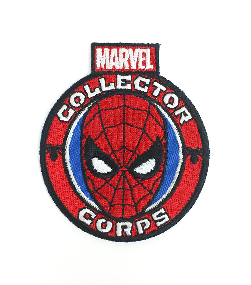 Spider-Man Marvel Collector Corps Patch Spider-Man
