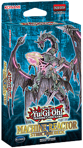 YuGiOh Trading Card Structure Deck: Machine Reactor