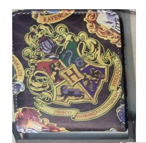 Harry Potter Wallet Hogwarts Crest